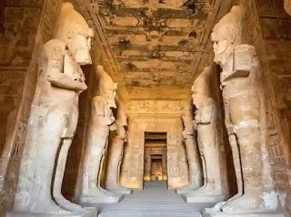 معبد ابو سمبل