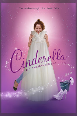 Cinderella The Enchanted Beginning 2019 DVD HD Dual Latino 5.1 NO Sub