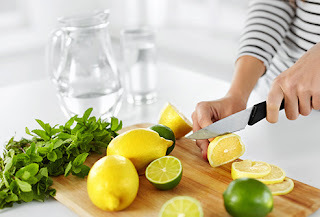 Lemon And Garlic To Lower Blood Pressure In Minutes