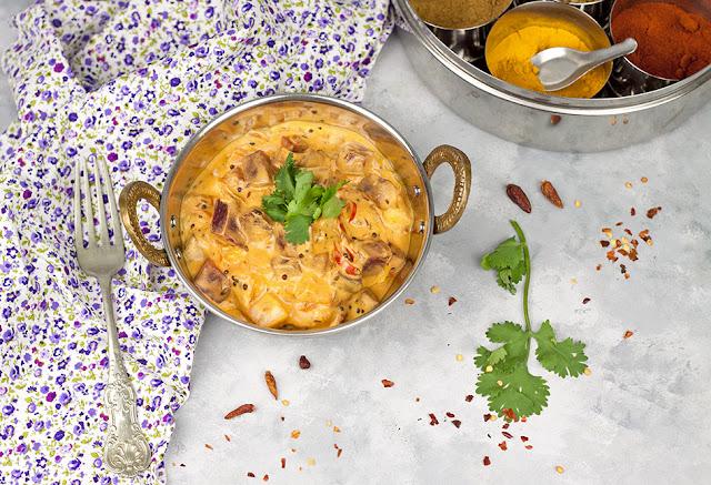 jak zrobic warzywne curry