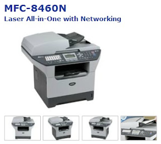 Brother Printer Drivers MFC-8460N Download
