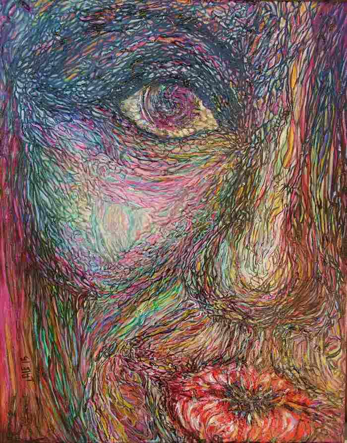 Эклектичный художник. La Chioma ALEssandra (Lale)