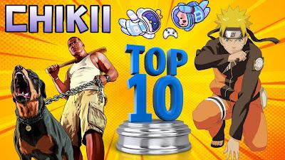 Top 10 melhores jogos do Chikii