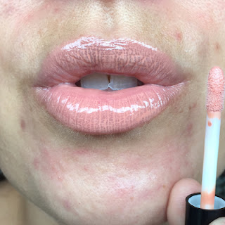 Manna Kadar – FFF Lucky (Lip Locked Stain) Swatch // Crappy Candle