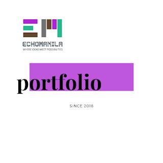 echomanila portfolio