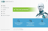 Cara Aktivasi ESET Smart Security 9