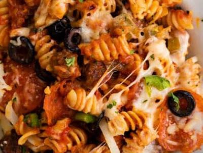 Healthy Recipes | One Pot Pizza Rigatoni, Healthy Recipes For Weight Loss, Healthy Recipes Easy, Healthy Recipes Dinner, Healthy Recipes Pasta, Healthy Recipes On A Budget, Healthy Recipes Breakfast, Healthy Recipes For Picky Eaters, Healthy Recipes Desserts, Healthy Recipes Clean, Healthy Recipes Snacks, Healthy Recipes Low Carb, Healthy Recipes Meal Prep, Healthy Recipes Vegetarian, Healthy Recipes Lunch, Healthy Recipes For Kids, Healthy Recipes Crock Pot, Healthy Recipes Videos, Healthy Recipes Weightloss, Healthy Recipes Chicken, Healthy Recipes For Diabetics, Healthy Recipes Smoothies, Healthy Recipes For Two, Healthy Recipes Simple, Healthy Recipes For Teens, Healthy Recipes Protein, Healthy Recipes Vegan, Healthy Recipes For Family, Healthy Recipes Salad, Healthy Recipes Cheap, Healthy Recipes Shrimp, Healthy Recipes Paleo, Healthy Recipes Delicious, Healthy Recipes Gluten Free,Healthy Recipes For School, Healthy Recipes Slimming World, Healthy Recipes Fitness, Healthy Recipes Baking, Healthy Recipes Sweet, Healthy Recipes Indian, Healthy Recipes Summer, Healthy Recipes Vegetables, Healthy Recipes Diet, Healthy Recipes No Meat, Healthy Recipes Asian, Healthy Recipes On The Go, Healthy Recipes Fast, Healthy Recipes Ground Turkey, Healthy Recipes Rice, Healthy Recipes Mexican, Healthy Recipes Fruit, Healthy Recipes Tuna, Healthy Recipes Sides, Healthy Recipes Zucchini, Healthy Recipes Broccoli, Healthy Recipes Spinach,  #healthyrecipes #recipes #food #appetizers #dinner #onepot #pizza #rigatoni