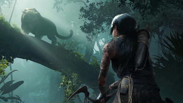 """""""Shadow of the Tomb Raider"""" Game phiêu lưu của Lara Coft 9/2018"""