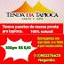 SÃO PAULO-SP: TENDA DA TAPIOCA ( SABOR E ARTE )