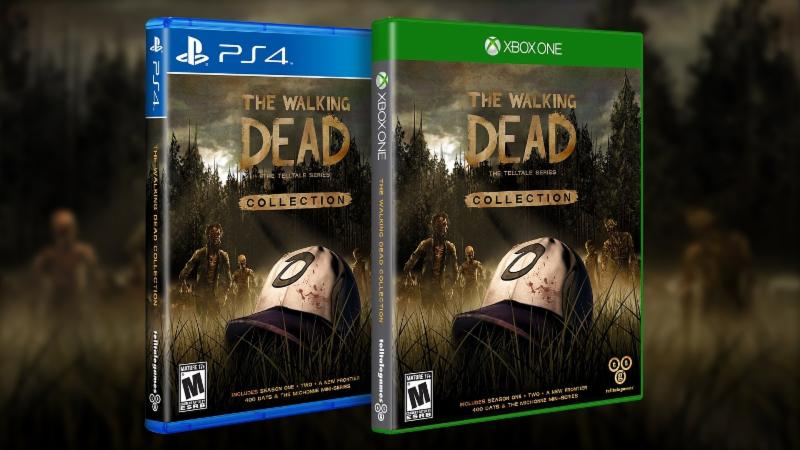 The qwillery the walking dead the telltale series collection san rafael calif november 1st 2017 leading publisher of digital entertainment telltale games and robert kirkmans skybound entertainment announced fandeluxe