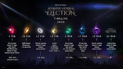 Details on BNK48 9th single Senbatsu General Election 2020
