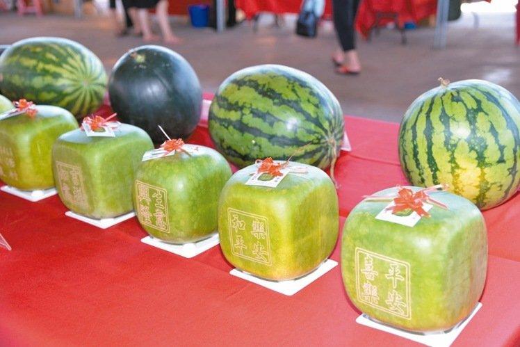 二崙西瓜節2016 – 物美價廉 吃西瓜正是時候