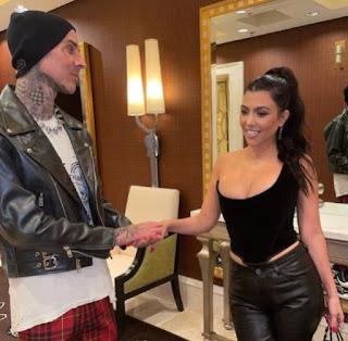 Kourtney Kardashian is Engaged with Travis Barker amid Kourtney's pregnancy rumors