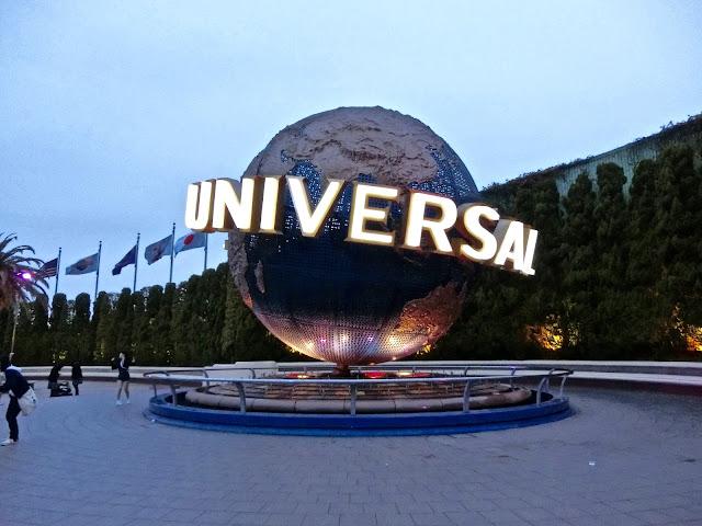 大阪必去 -Universal Studios Japan