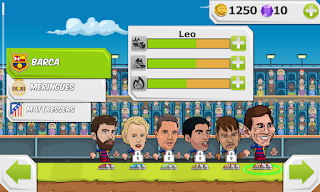 Y8 Football League MOD v1.1.2 Apk (Unlimited Money) Terbaru 2016 3