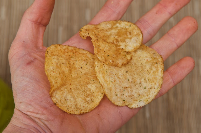 Sundried Tomato & Herb Chips Kettle