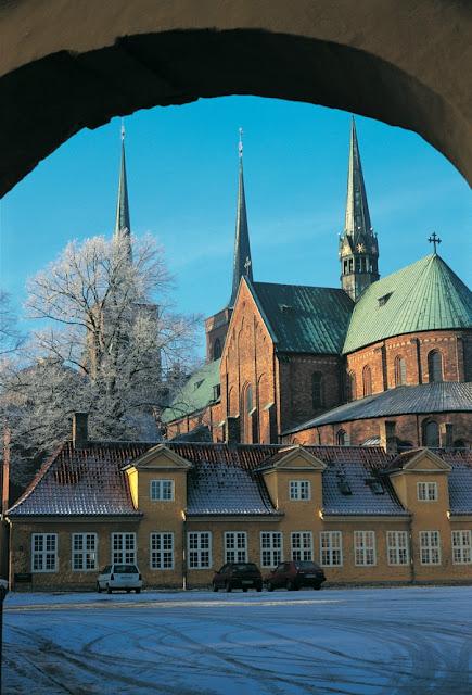 bate-voltas a partir de Copenhagen - Roskilde
