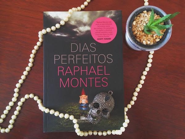 Dias Perfeitos, de Raphael Montes
