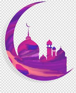 هلال رمضان png