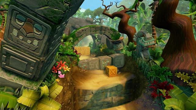 Imagem do Crash Bandicoot N. Sane Trilogy