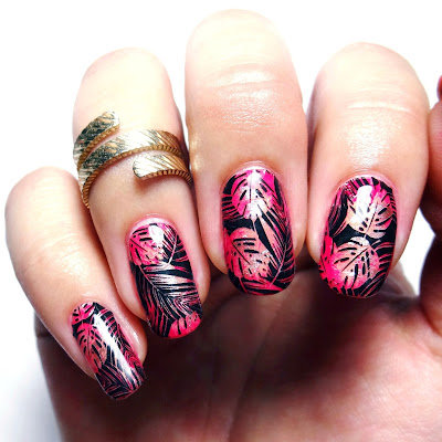 Tropic Nights Nails