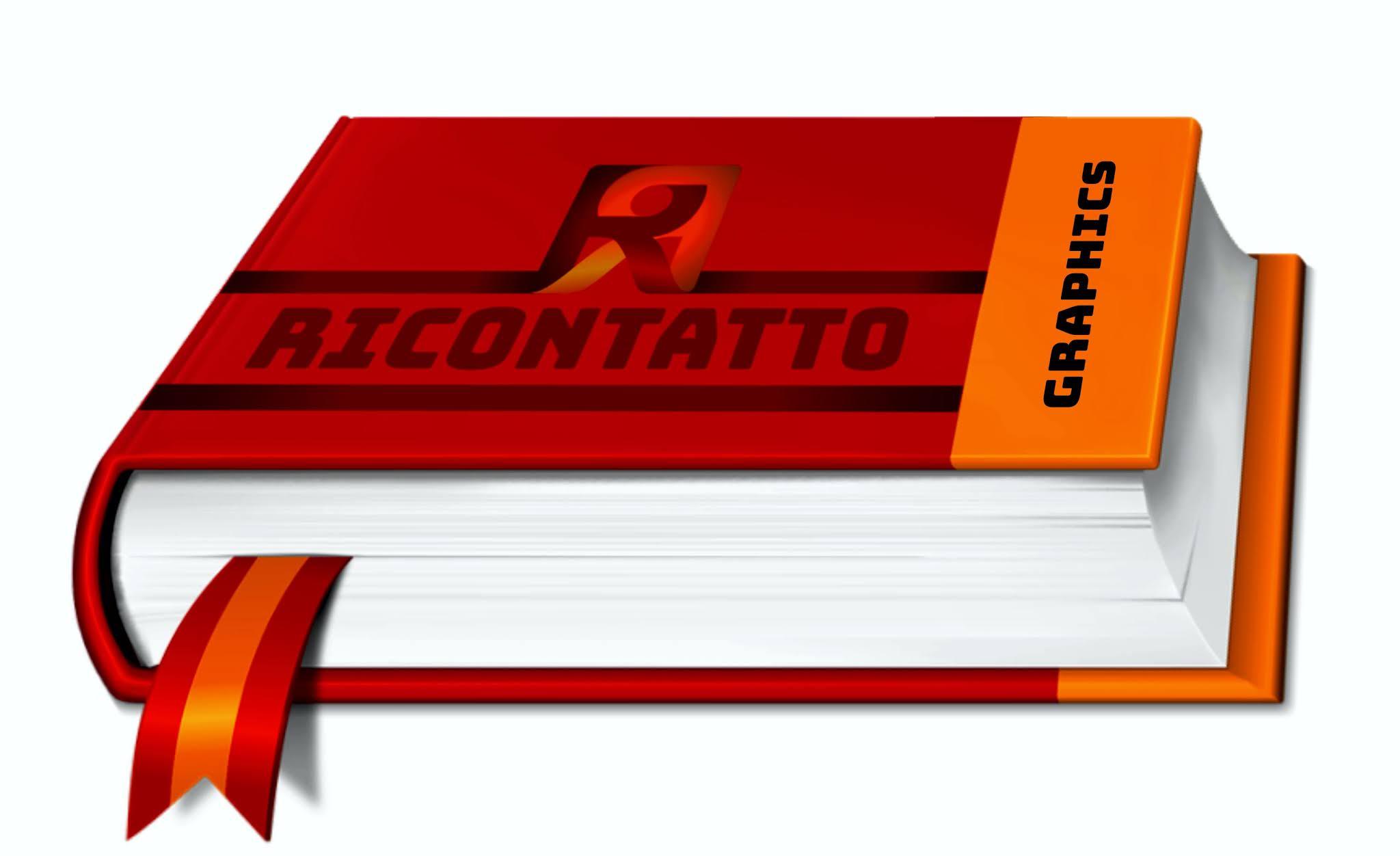 Ricontatto.com: graphics