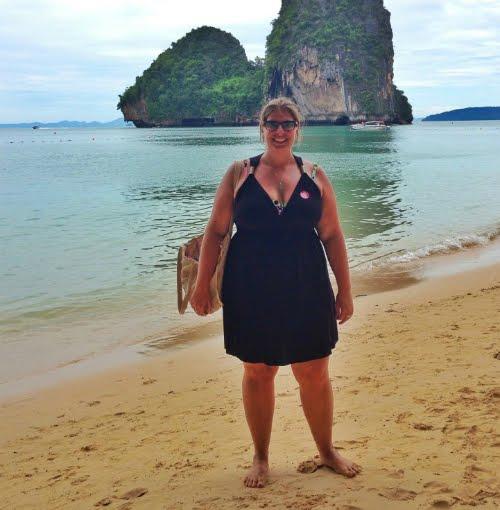 Sự thật bất ngờ về cô gái béo được chàng trai 6 múi để ý tới tại Thái