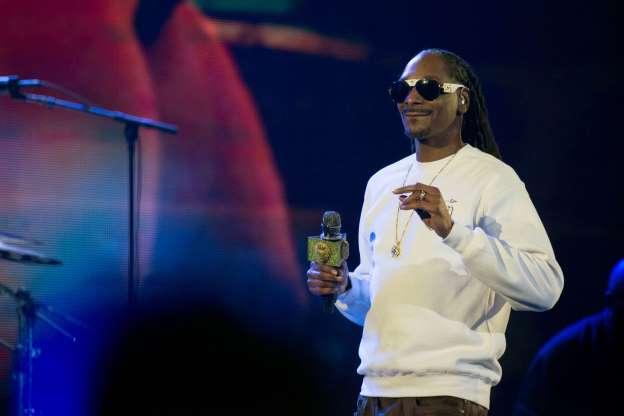 President Trump Slams 'Failing' Snoop Dogg Over 'Lavender' Video