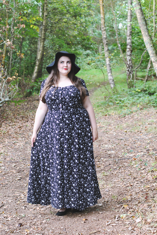 Plus size Halloween dress