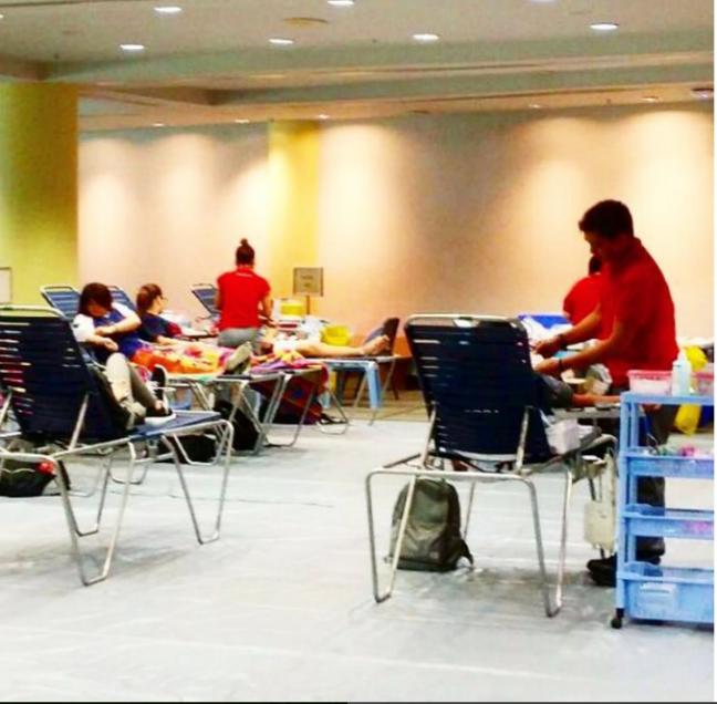 Donate Blood While Nursing