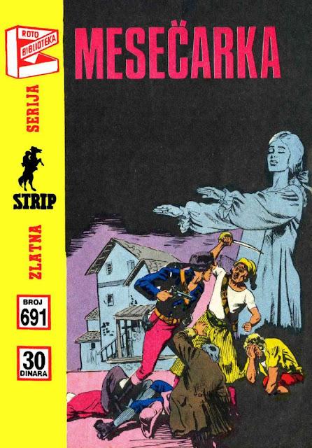 Mesecarka - Komandant Mark