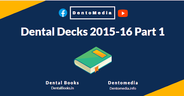 dental decks part 1