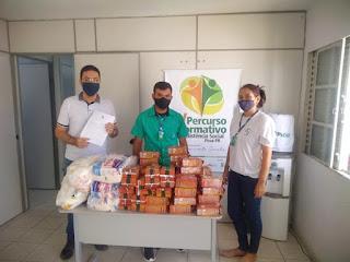 Restaurante Universitário do CES/UFCG realiza novas doações a instituições de Cuité e Picuí