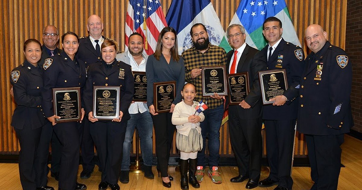 El NYPD homenajea niña de origen dominicano que sobrevivió cuando padre se suicidó en tren