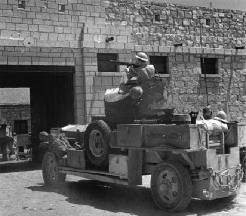 British troops in Iraq 22 May 1941 worldwartwo.filminspector.com
