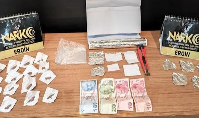 Şanlıurfa'da torbacı operasyonu: 12 gözaltı