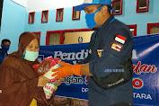 Antisipasi Covid-19, DPD PAN Kabupaten Luwu Utara Beri Bantuan Sembako Untuk 24 Lansia