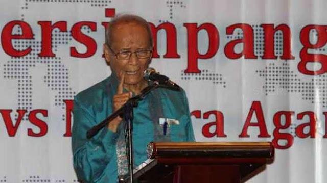 Khawatir, Jokowi Kirim Dokter Kepresidenan untuk Buya Syafi'i