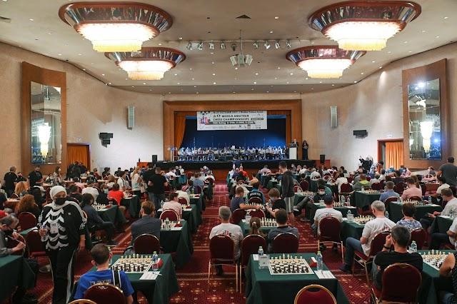 Ο «σκακιστικός κόσμος» στραμμένος στην Ρόδο