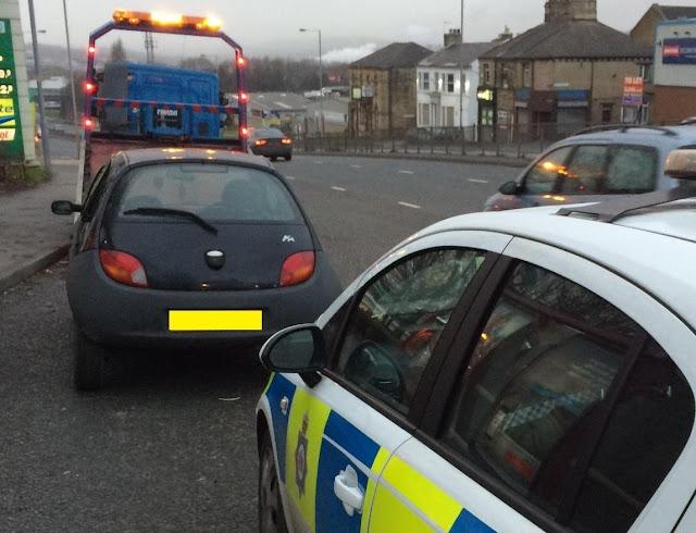 Dangerous driving crackdown snares 7,000th motorist