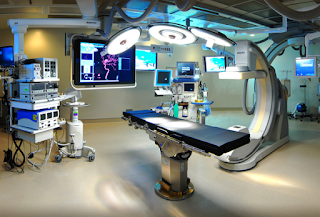 Phân áp suất các phòng trong bệnh viện