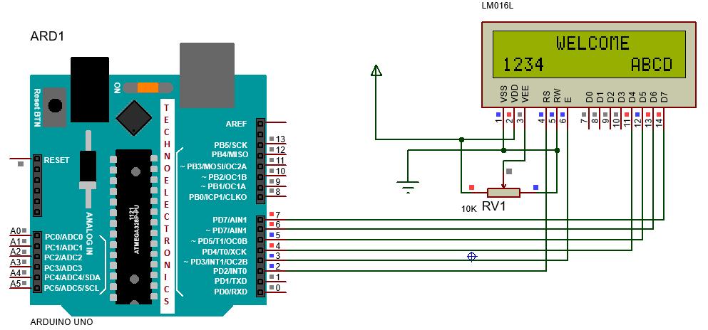 LCD_Arduino_Interface_TechnoElectronics