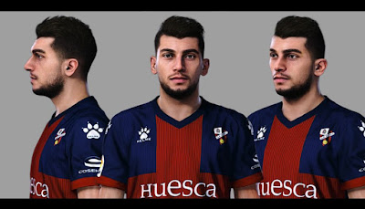 PES 2021 Faces Rafa Mir by Sameh Momen