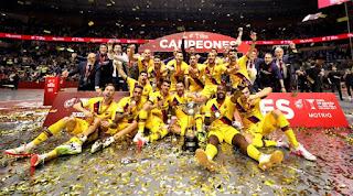 Copa de España masculina 2020 - El Barça alarga su dominio en las competiciones nacionales