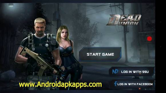 Free Download Dead Union Apk MOD (Unlimited Ammo/Health) v1.9.3.6615 Full OBB Data Latest Version Gratis 2016