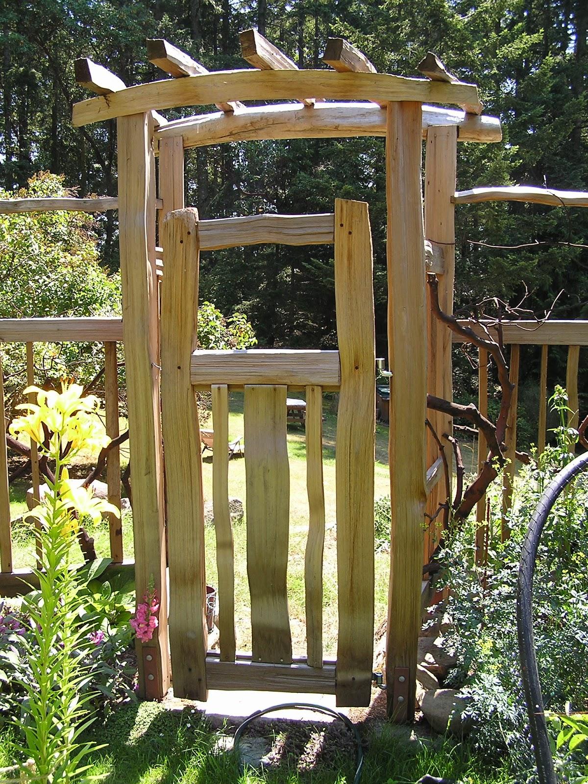 Garden Arbor Gate Arbor Decal Galleries