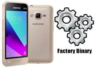 Samsung Galaxy J1 Mini Prime SM-J106H Combination Firmware