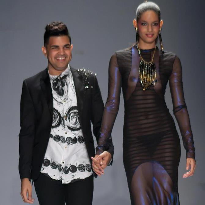 Dominican Fashion Designer Fashion Slap