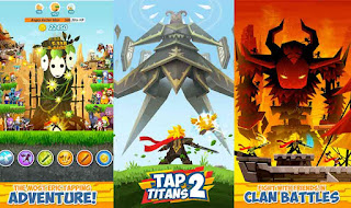 Download Tap Titans 2 full Mod Apk 4