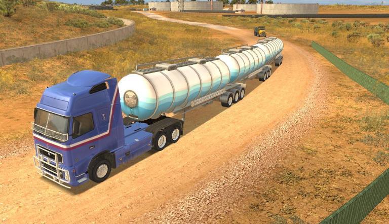 18 Wheels of Steel Extreme Trucker PC Full